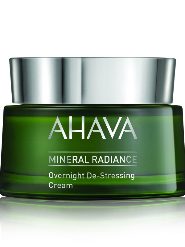 Overnight De-Stressing Cream