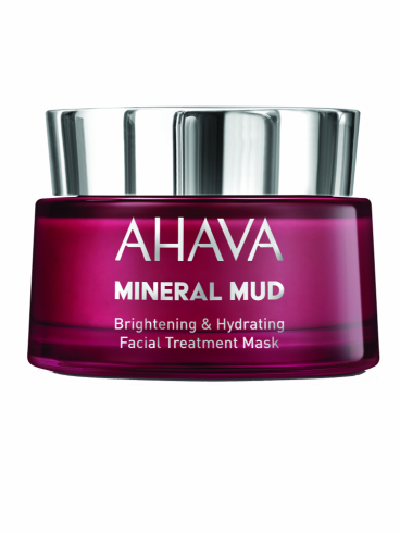 Mineral Mud Brightening & Hydrating Facial Treatment