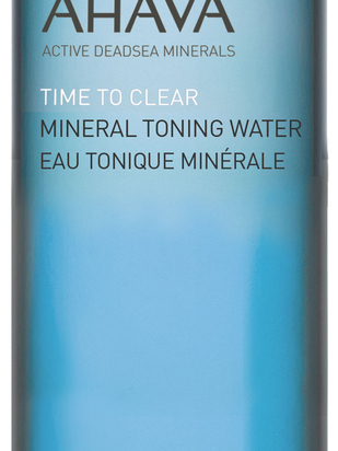 Mineral Toning Water