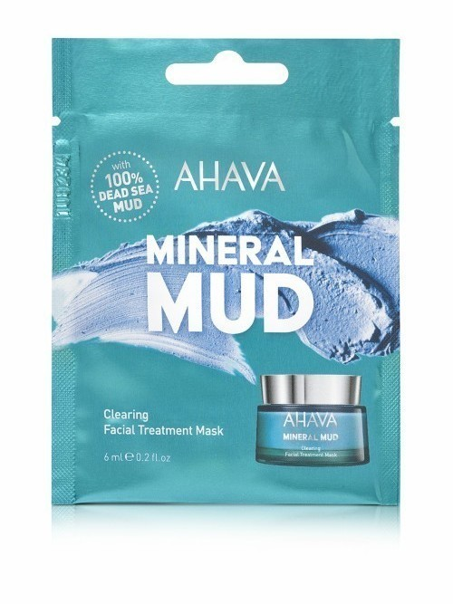 Mineral Mud Clearing Facial Treatment - Single Use