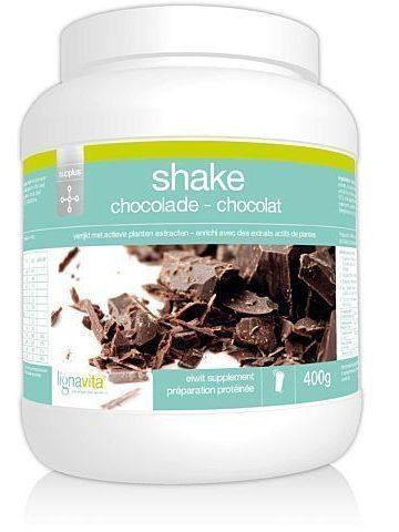 SUPPLUS chocolade shake 400gr