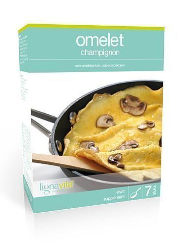 Omelet champignon (etui van 7)