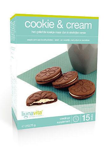Cookies & cream (15 stuks)