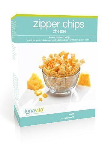 Zipper Chips Cheese (etui van 4)