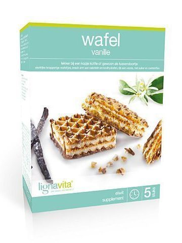 Wafel Vanille (5x2 stuks)