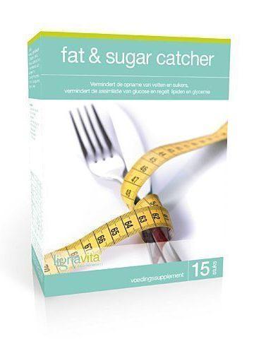 Fat&sugar catcher (15 sticks)