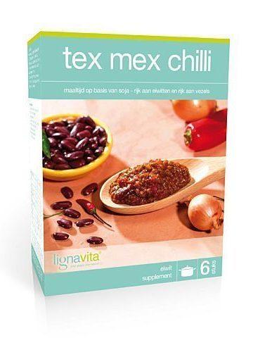 Tex Mex chili (etui van 6)