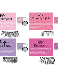 Lash FX - Magnetic Lashes (2 magnets)