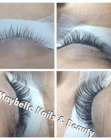 Maybelle Nails & Beauty -Wimperextensions